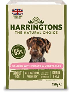 Harringtons Dog Food Complete Rich In Salmon And Potato 12