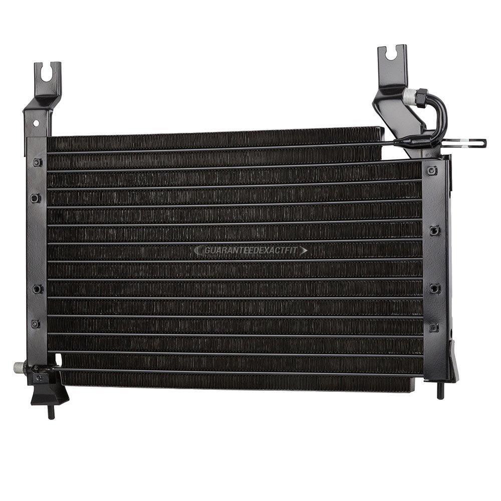 A/C AC Air Conditioning Condenser For Geo Metro & Suzuki Swift 1989-1994 - BuyAutoParts 60-60990N New