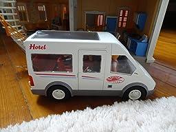 playmobil 5267 jeu de construction mini bus de l. Black Bedroom Furniture Sets. Home Design Ideas