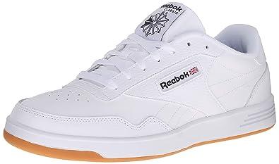 73906e15729 Reebok Men s Club MEMT Gum-m Sneaker White Black 7 ...