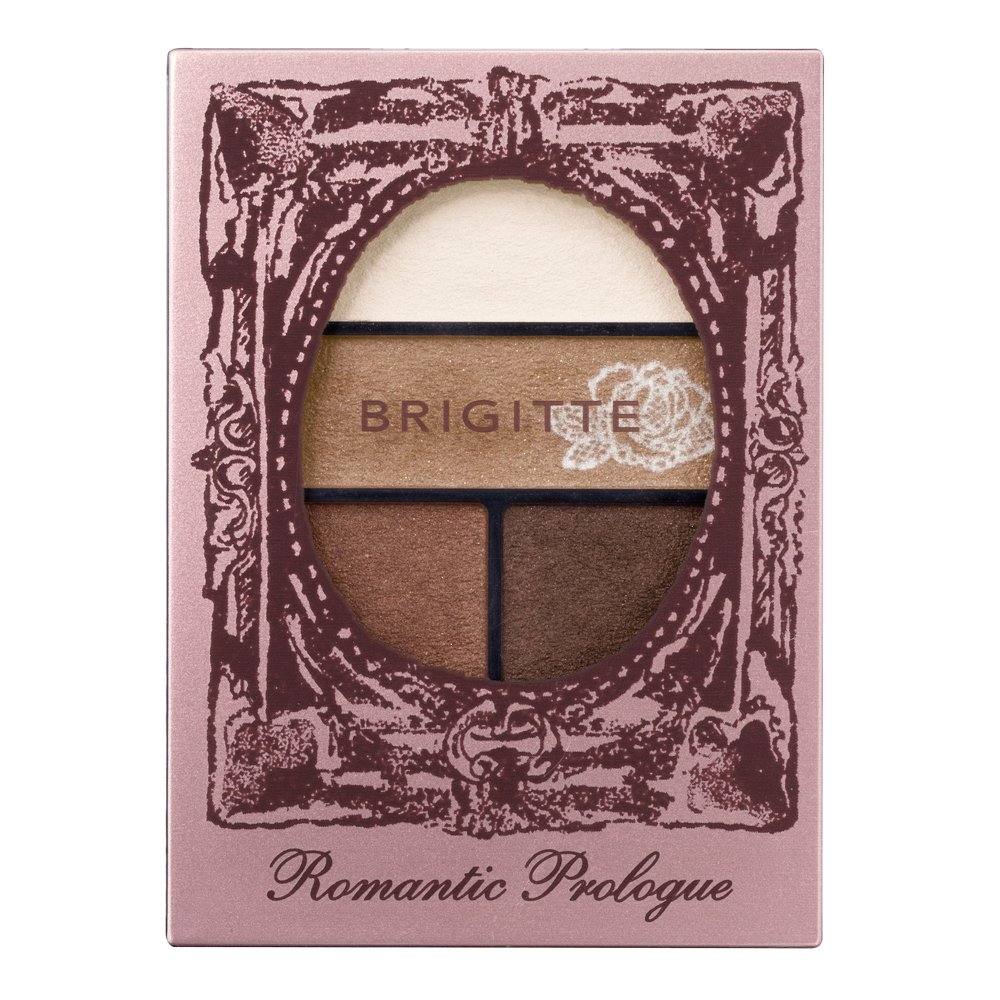 BRIGITTE(ブリジット)ロマンティックアイズ 1,200円