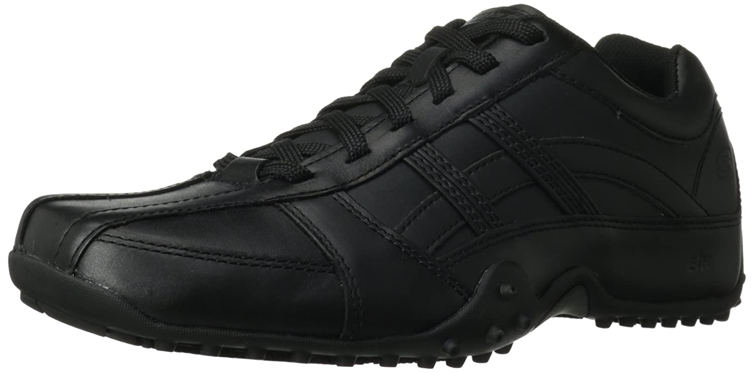 Skechers for work men's rockland lace-up shoe