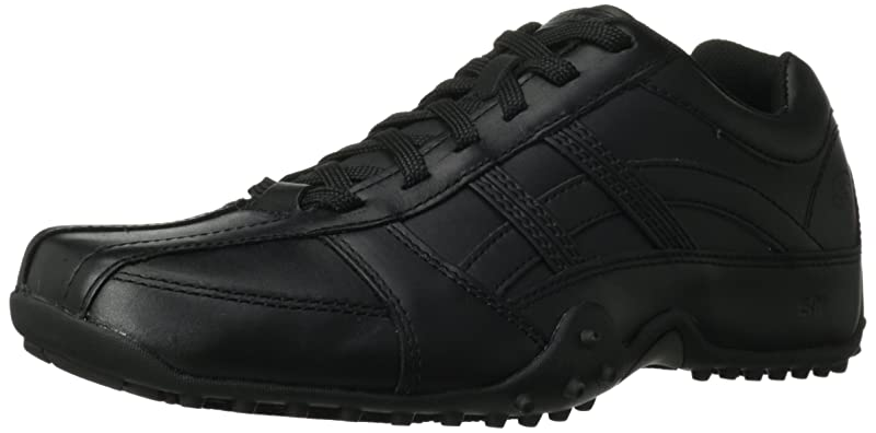Skechers for Work Men's 76832 Rockland Systemic Lace-Up Shoe
