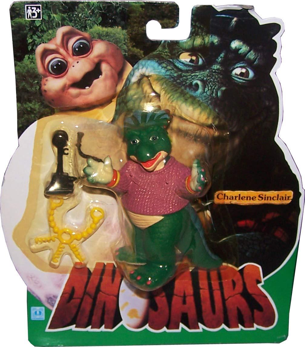 DINOSAURS (Die Dinos) Spielfigur aus der TV-Reihe, Charakter