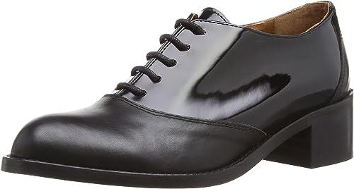 Bertie Womens Lotini Loafers Black