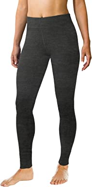 046bd5829592 WoolX Avery- Women s Wool Leggings- Midweight Merino Base Layer Bottoms-  Warm and Soft