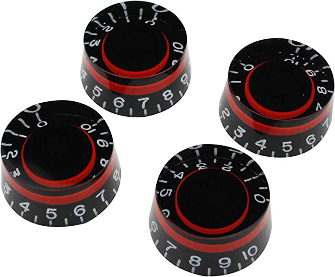 HAT-SHAPE,ST GUITAR VOLUME AND TONE CONTROL KNOBS REPLACEMENT