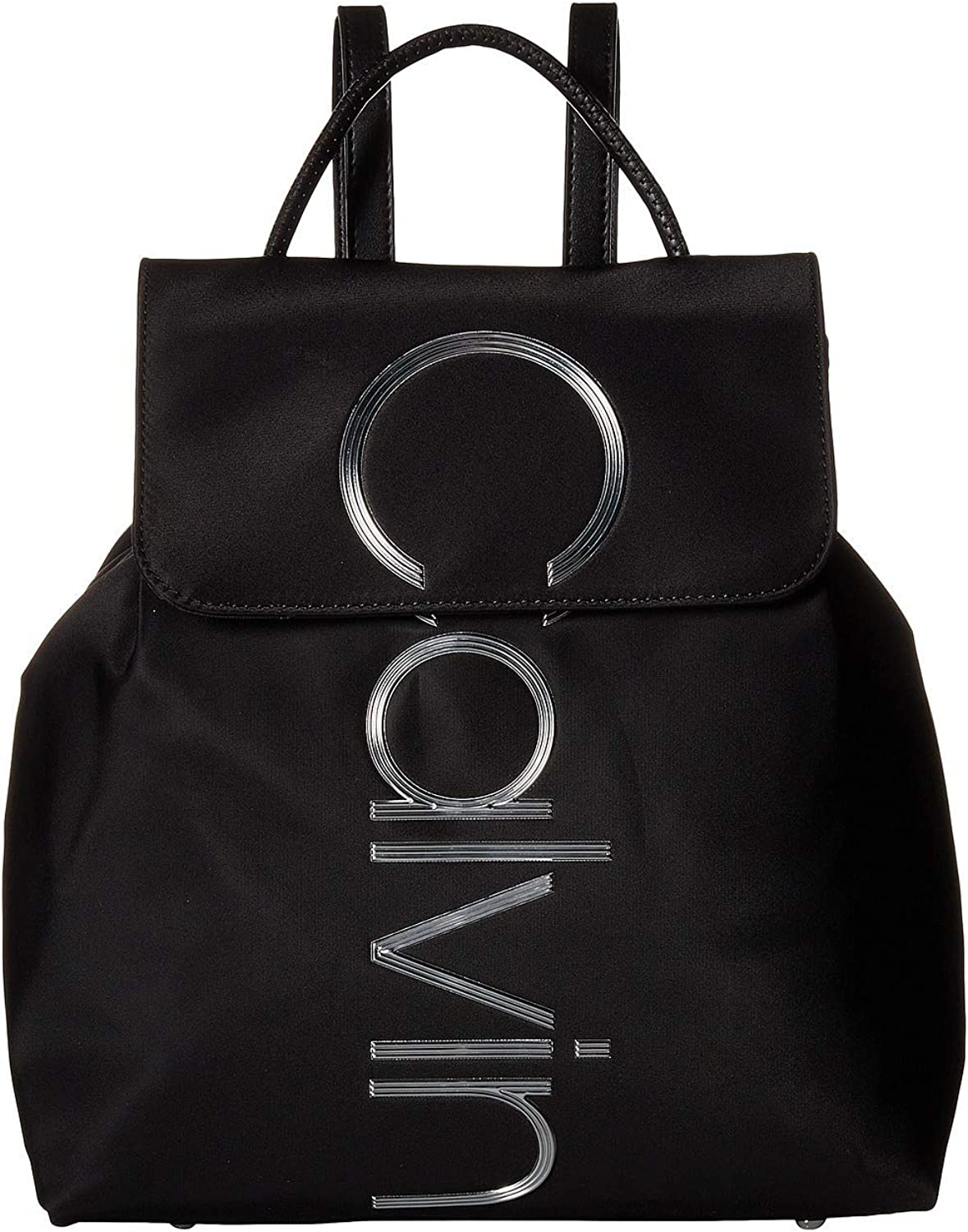 Calvin Klein Mallory Nylon Backpack Black One Size