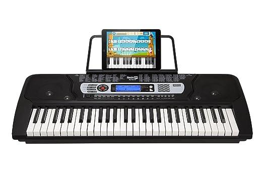 57 opinioni per Rockjam Rj-654 Tastiera da Pianoforte Digitale Portatile a 54 Tasti con Leggio e