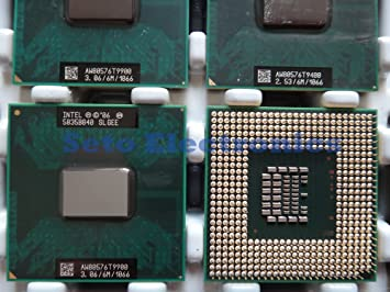 Intel T Mobile Cpu Core  G Fsb M Ufcpga Socket P Tray Pack