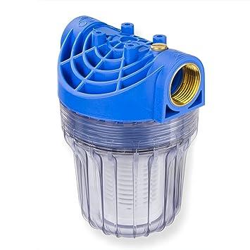 Extrem Stabilo-Sanitaer Wasserfilter DN25 1 Zoll kurz 1800L/Std Vorfilter TN91