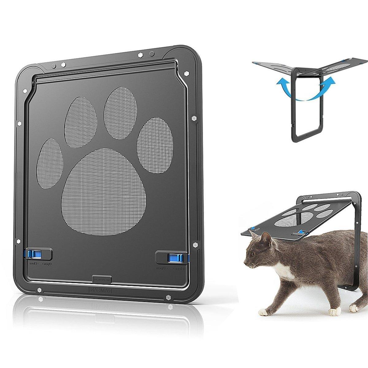 Amazon Catoop Cat Door Screen Door Pet Dog Cat Screen Door