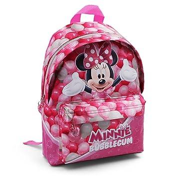 Karactermania Minnie Mouse Bubblegum Mochilas Infantiles, 32 cm, Rosa: Amazon.es: Equipaje