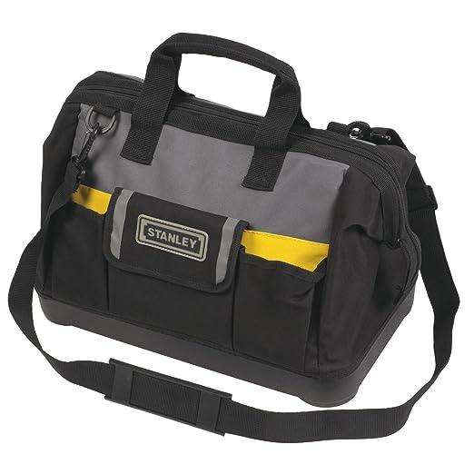 Stanley 16 abierto boca bolsa para herramientas: Amazon.es ...