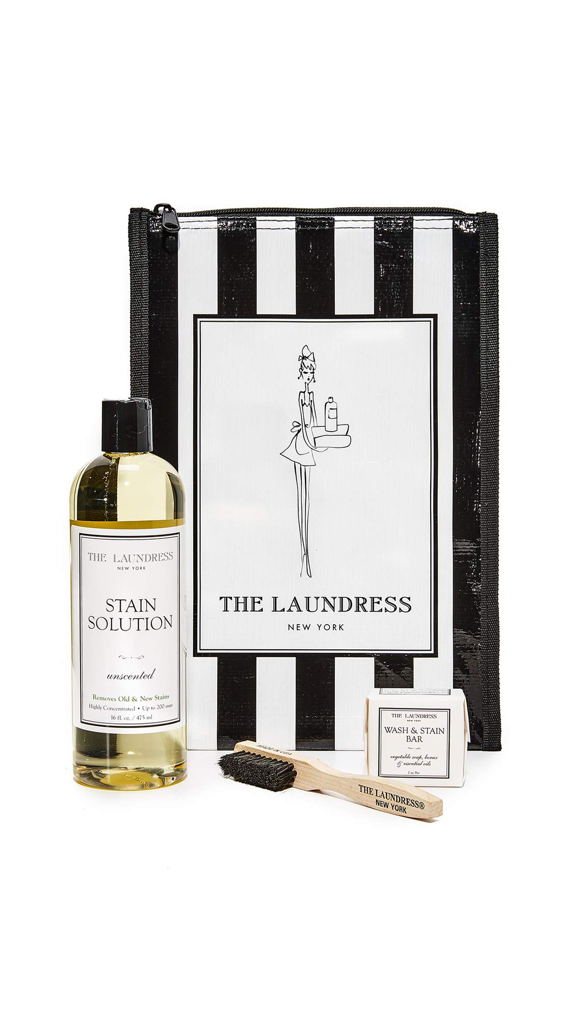 The Laundress Women's Stain Removal Kit, Black/White, One Size