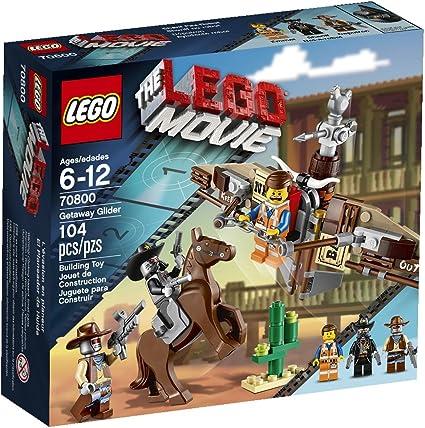 LEGO 70800 The Lego Movie Getaway Glider New