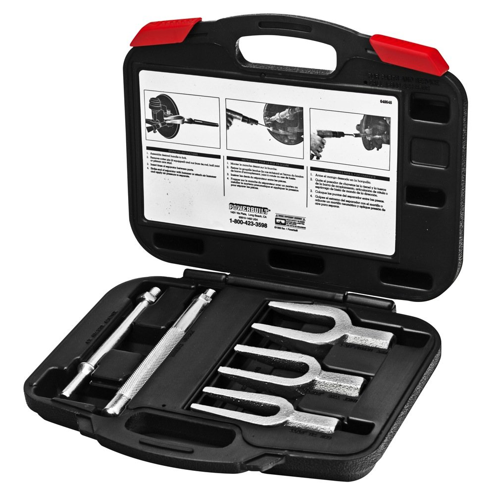 Alltrade 648646 Kit 15 Front End Fork Tool Set