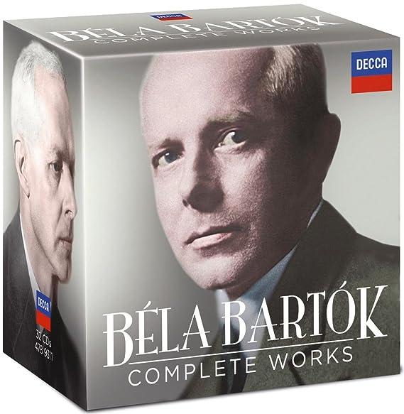 Béla Bartók - Complete Works  Amazon.co.uk  Music 84d35b4d12