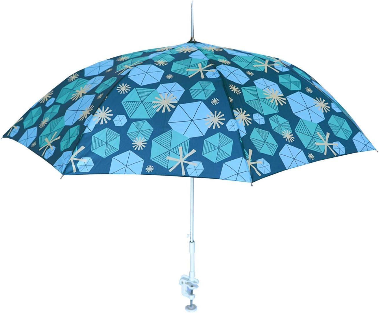 Beach Chair Umbrella With Universal Clamp