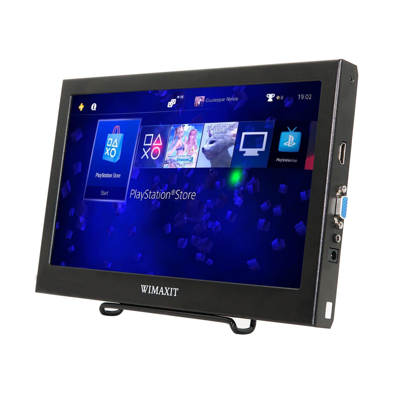 WIMAXIT 11.6 Zoll 1920X1080 FULL HD Tragbarer LCD Bildschirm Monitor ...