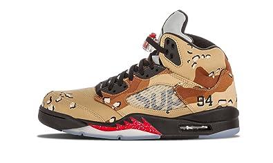 Air Jordan 5 Retro Supreme - 8 \u0026quot;Supreme\u0026quot; ...