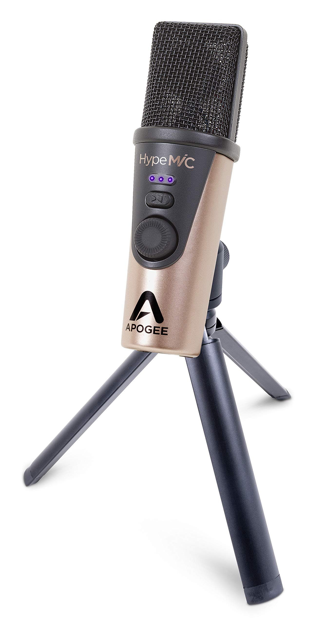 Apogee Hype Mic Analog Compressor USB Microphone