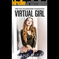 Virtual Girl book cover