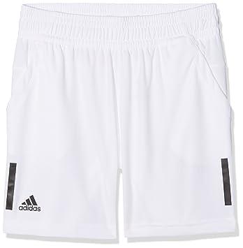 adidas Jungen Club 3 Streifen Shorts: : Sport
