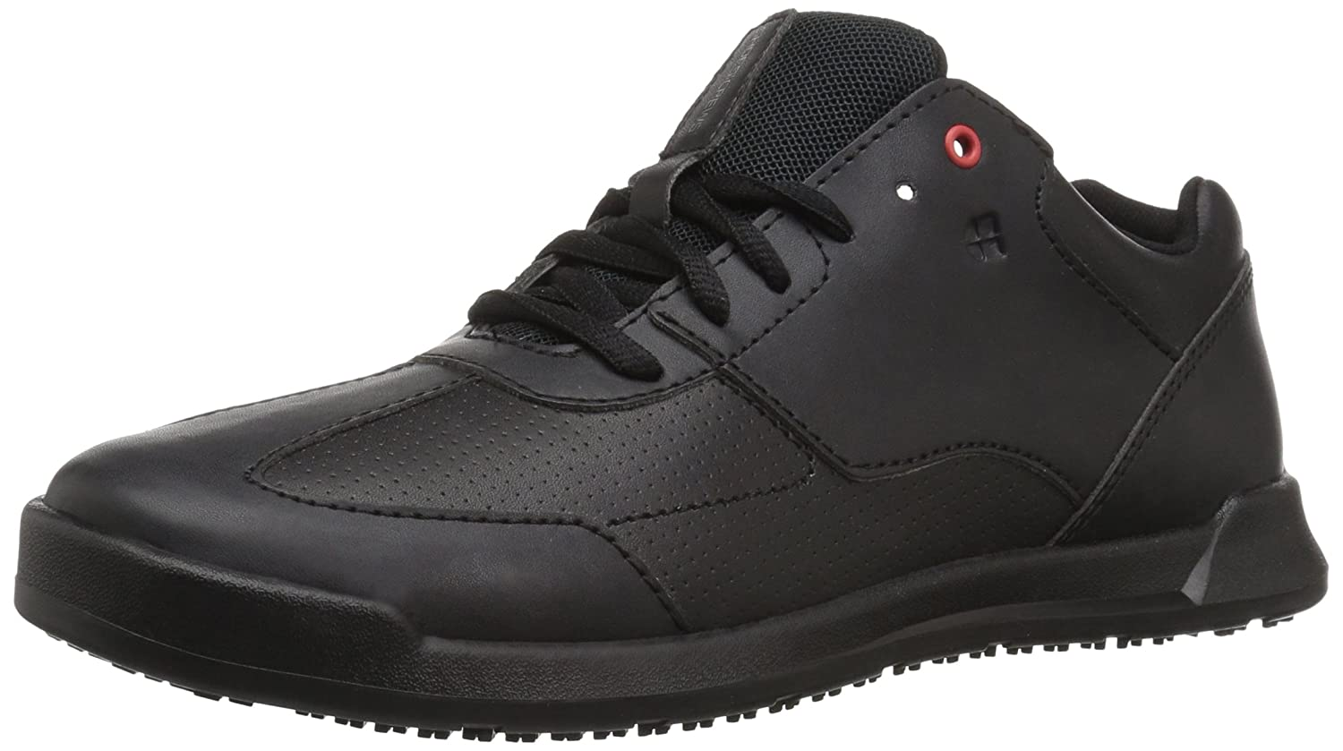 57fc1b0ee3 Amazon.com  Shoes For Crews Women s Liberty Slip Resistant Food Service  Work Sneaker  Shoes