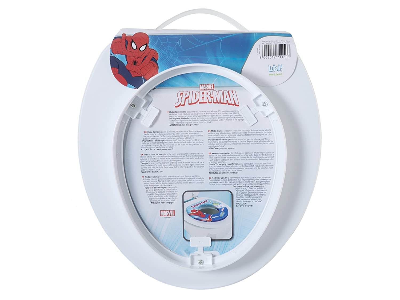 Lulabi 1503/Spiderman Reductor WC Soft multicolor