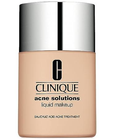 New Clinique Acne Solutions Liquid Makeup, 1 oz 30 ml, 03 Fresh Neutral MF-N