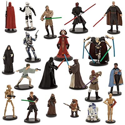 Star Wars Star Wars Mega Figure Play Set: Toys & Games