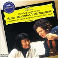 Berg / Stravinsky: Violin Concertos  (DG The Originals)