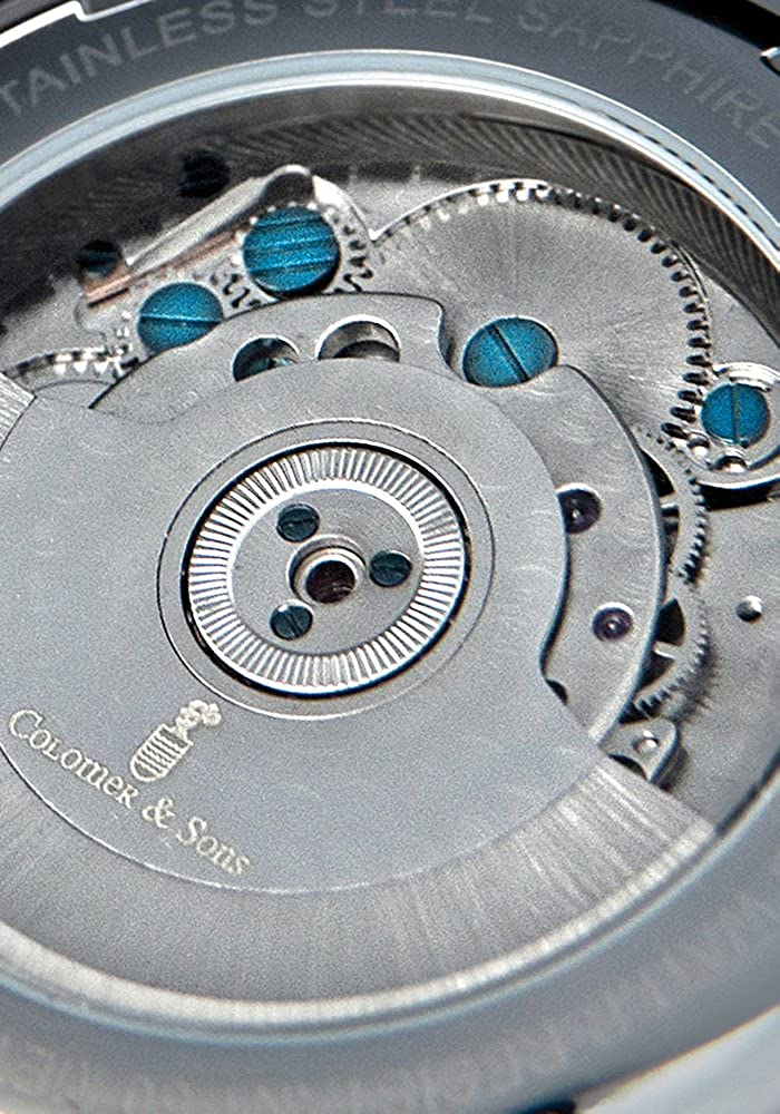Reloj - COLOMER & SONS WATCHES - Para - NOVENASINFONIA_CAMEL: Gonzalo G.-Colomer: Amazon.es: Relojes