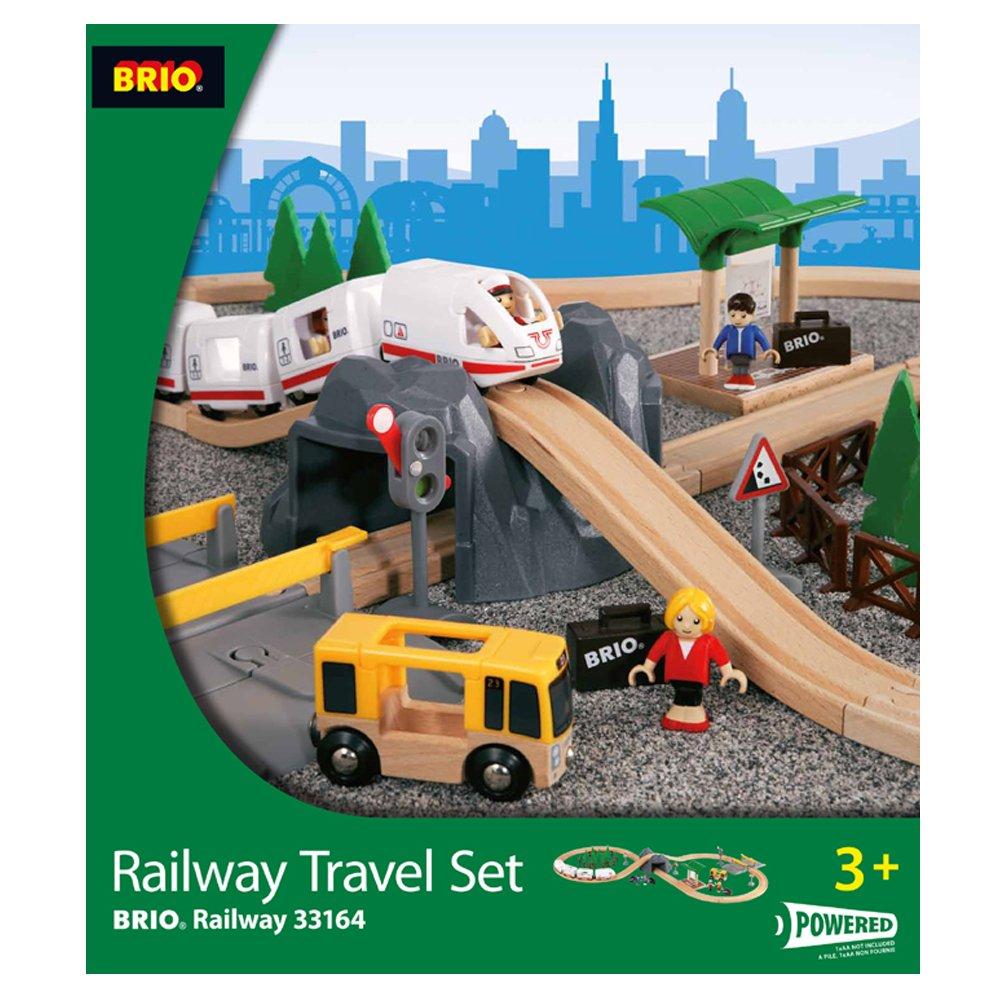 Fixing 33164 Railway Travel Set S Electric Engine Brio