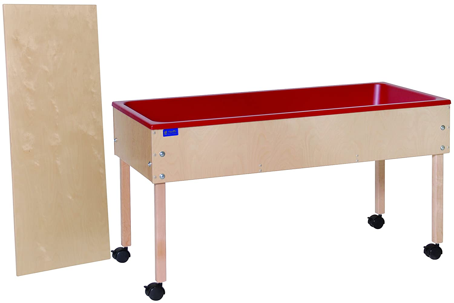 Sand and Water Table with Top B079MQ4H41