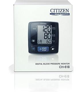 4b934c60d2ed1 Citizen CH-452 Medidor de Presión Arterial