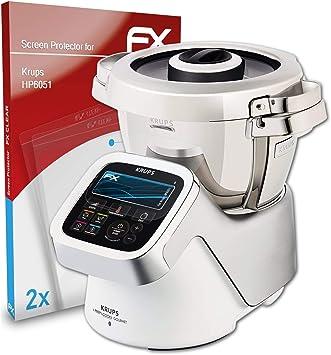 Atfolix Schutzfolie Kompatibel Mit Krups Hp6051 Folie Elektronik