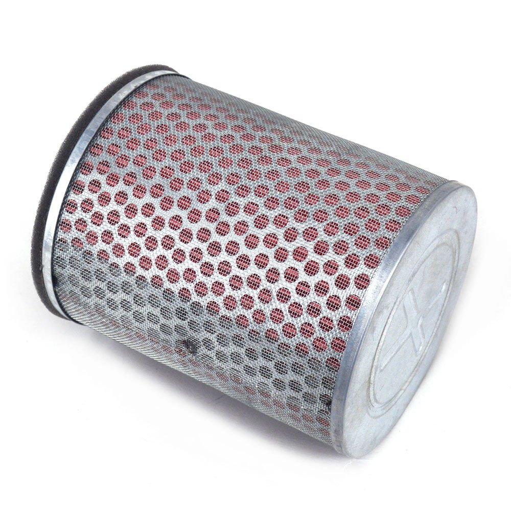JFGRACING Motorcycle Air Cleaner Intake Filters For Honda FJS400 FJS600 Silverwing