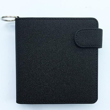Funda de transporte de piel sintética cartera caso completo de protección antiarañazos para iqos caja para cigarrillos electrónicos iqos + llavero ...