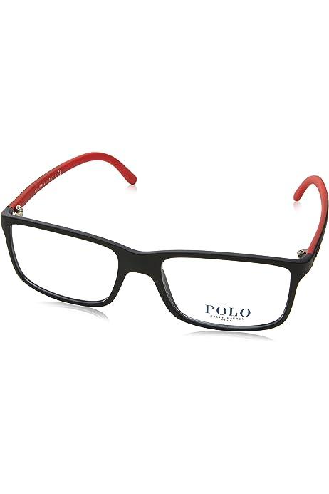 Eyeglasses Polo PH 2197 5284 MATTE BLACK