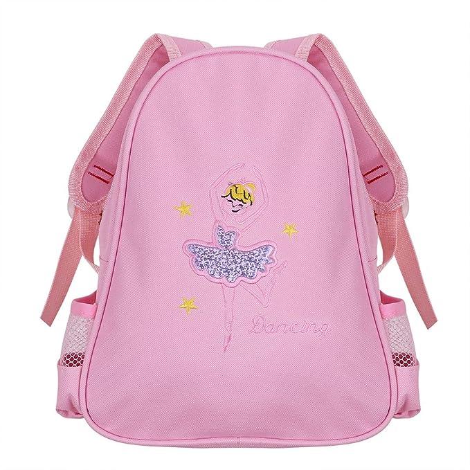 Kinder Mädchen Tasche Rucksack Kleinkind Schule Glänzend Messenger