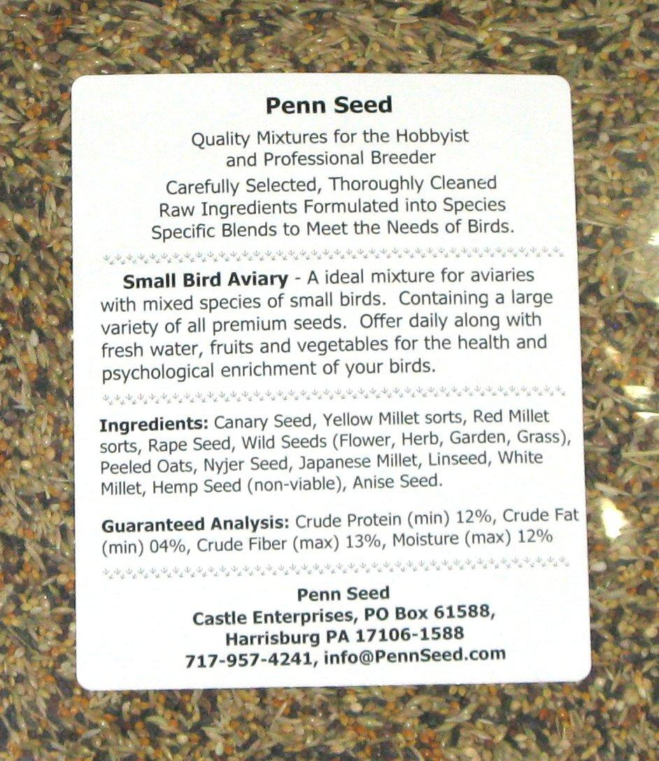 Amazon.com : Penn Seed Small Bird Aviary, 2 kg (4.4 lbs) Pour Spout ...
