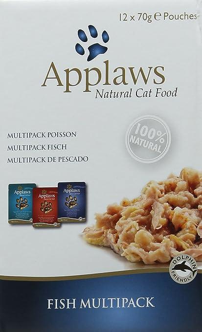 Applaws - Bolsa de Alimentos para Gatos, Varios Paquetes