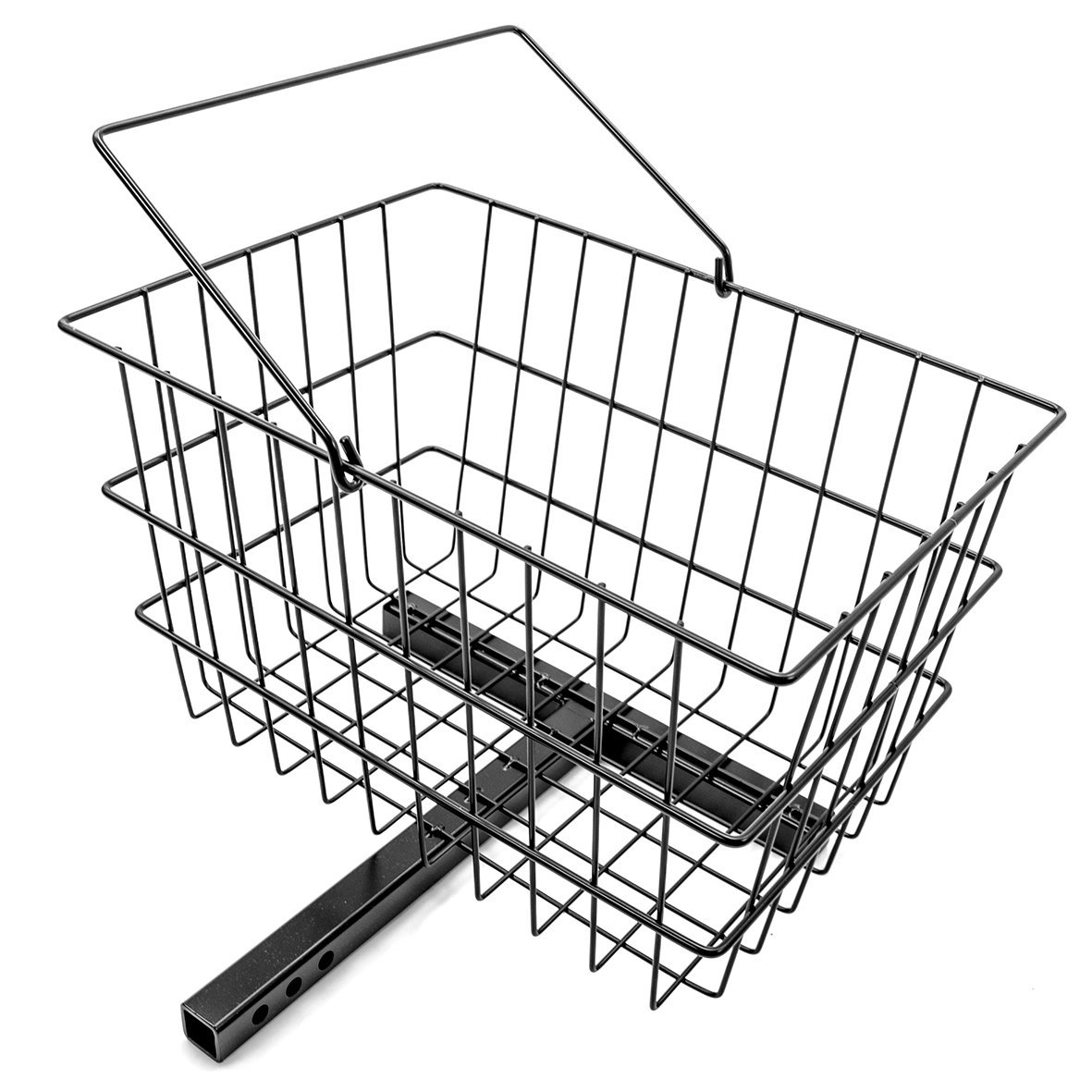 Pride Mobility Scooter Rear Basket Center Support with Free Holding Clevis Pin