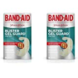 Band-Aid Brand Advanced Protection Blister, Adhesive Bandages For Toes qlLDBi, 2Pack (8 Count)