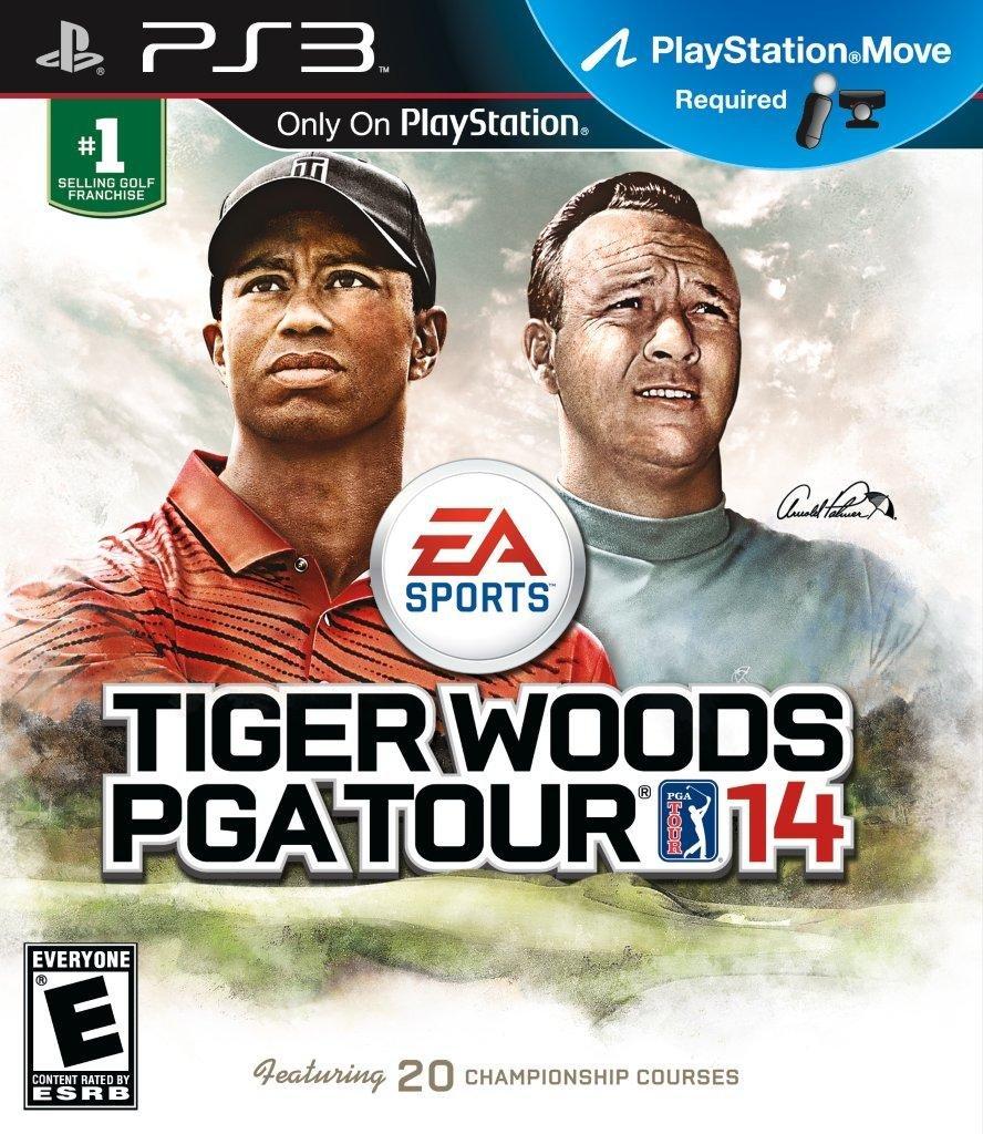 Tiger Woods PGA TOUR 14 - Playstation 3