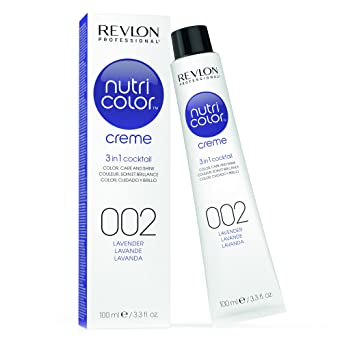 Revlon Professional Nutri Color Creme Nr 002 Lavender 100 Ml