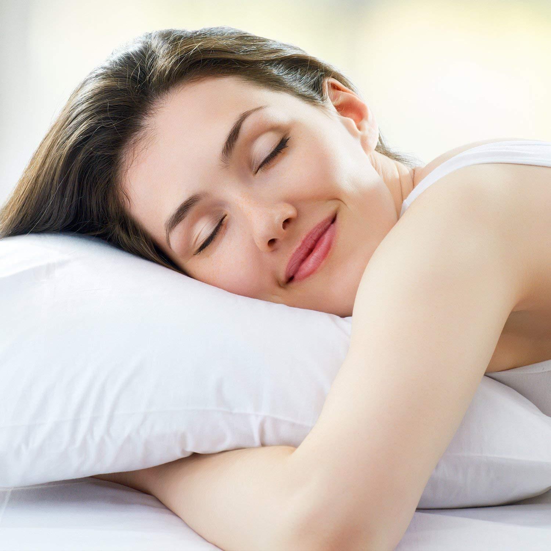 Beckham Hotel Collection Gel Pillow (2-Pack) - Luxury Plush Gel Pillow - Dust Mite Resistant & Hypoallergenic - Queen by Beckham Luxury Linens (Image #7)