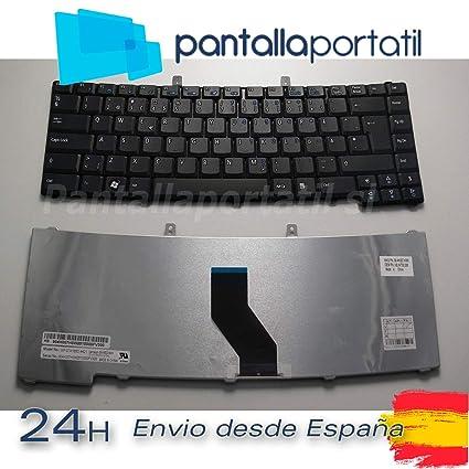 Desconocido Teclado Teclado Sueco Nuevo Acer EXTENSA 5220G E Nuevo Sueco!